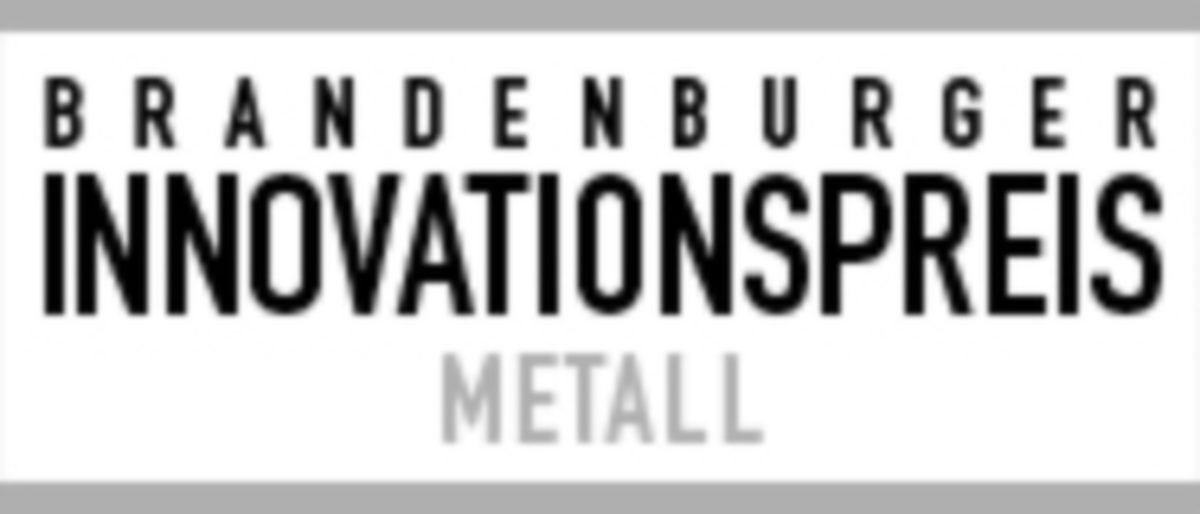 Innovationspreis Metall 2014