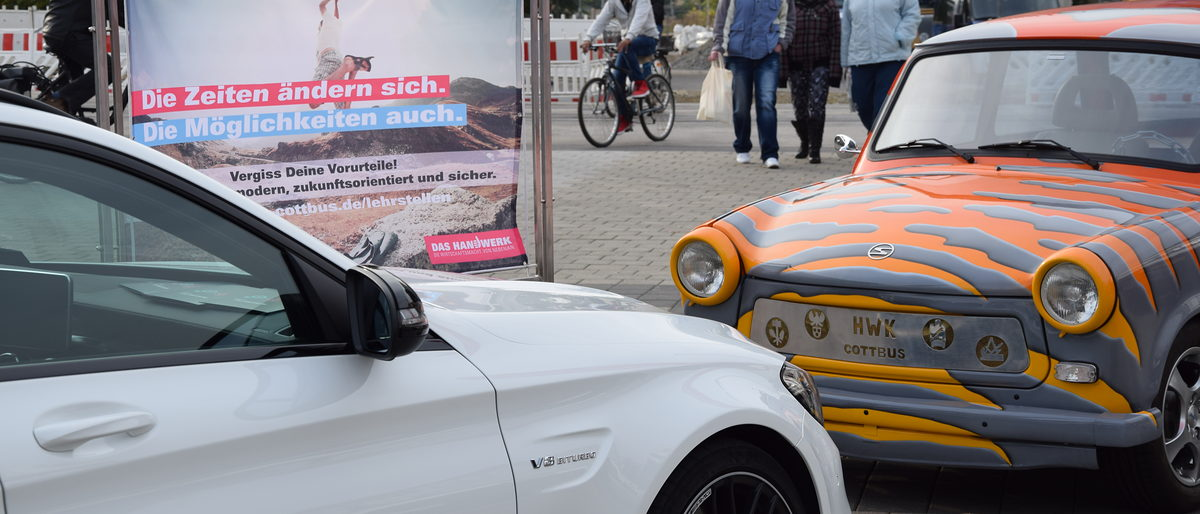iBob-Messe in Cottbus