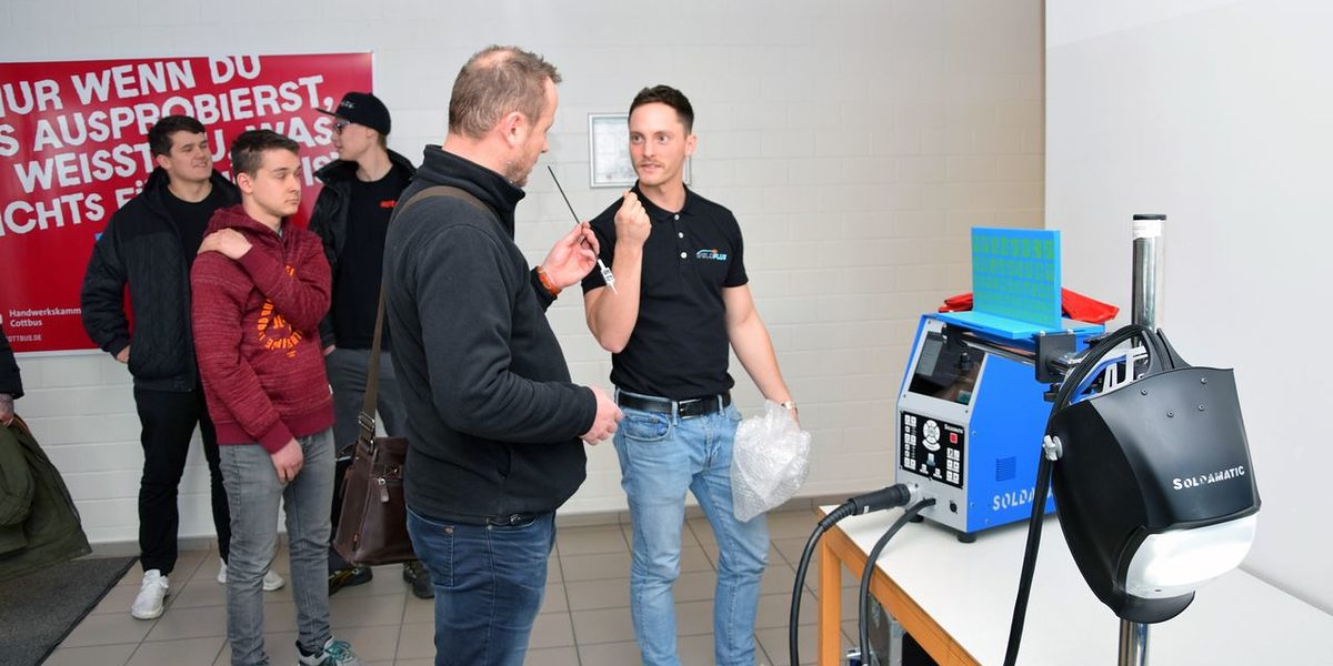 Innovationstag Metall 2019 im BTZ