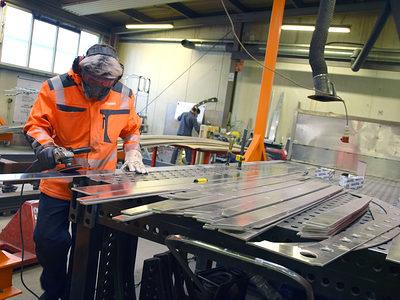 Yachtprojekt Strukturwandel Lars Wertenauer